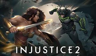 Injustice 2 Apk Mod+Data Imortal