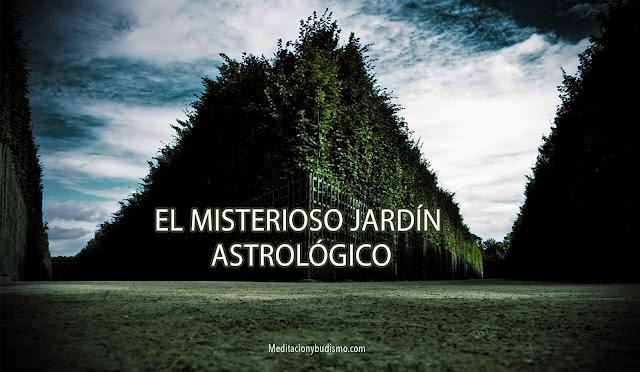 El misterioso jardín astrológico