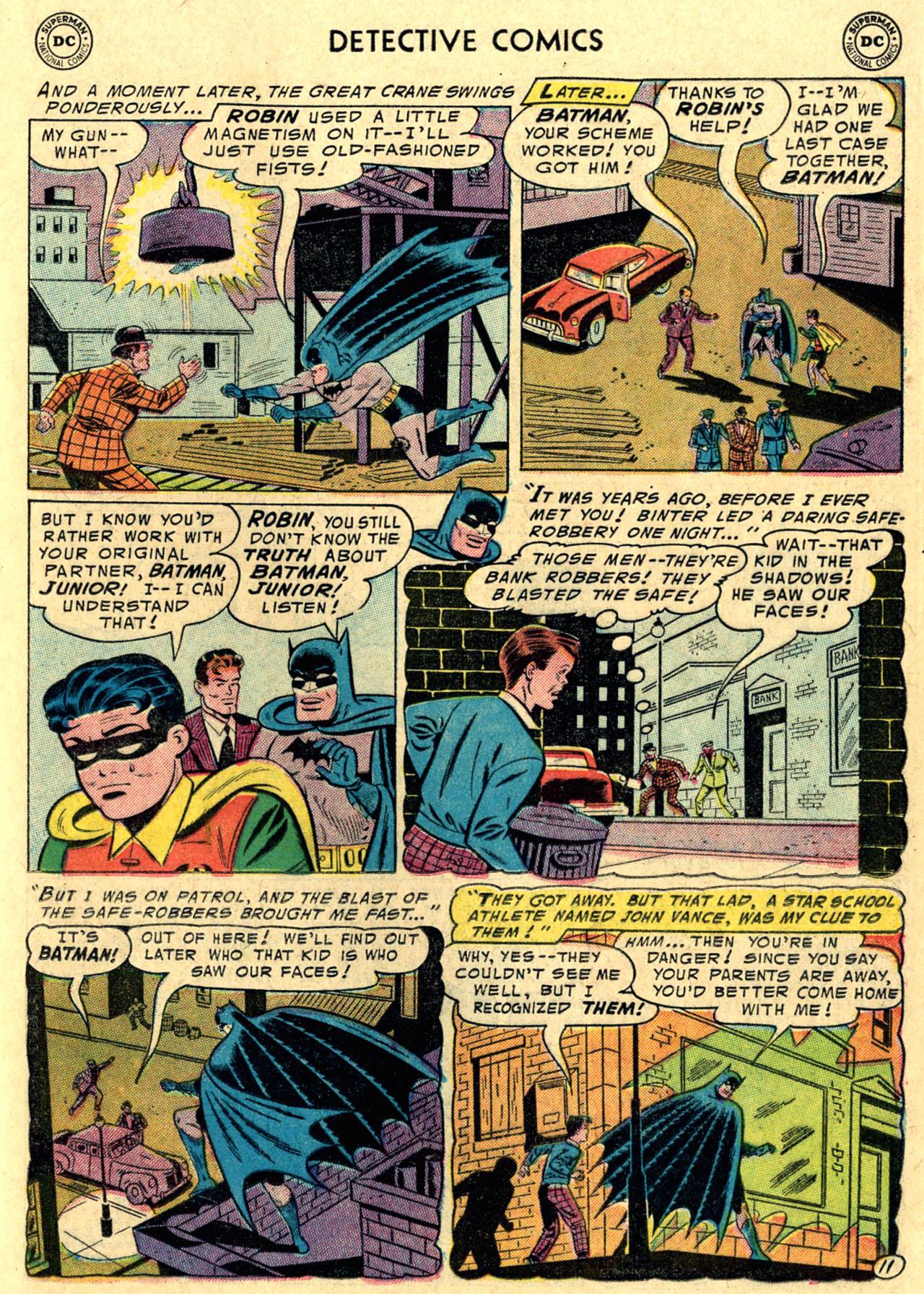 Detective Comics (1937) 231 Page 12