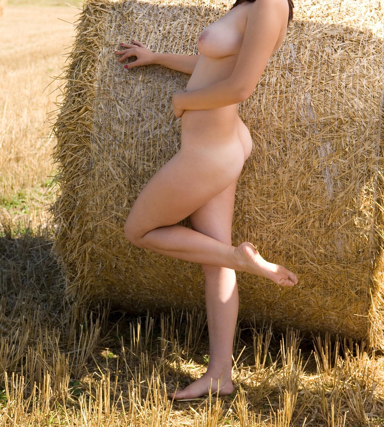 деревенские голые телочки