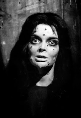 La máscara del demonio supuso un antes y un después en en la carrera de Barbara Steele