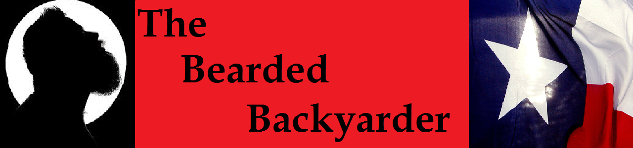 The Bearded Backyarder
