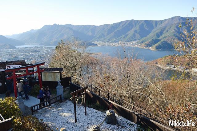 【日本。河口湖】天上山公園・高人一等的必訪景點 10