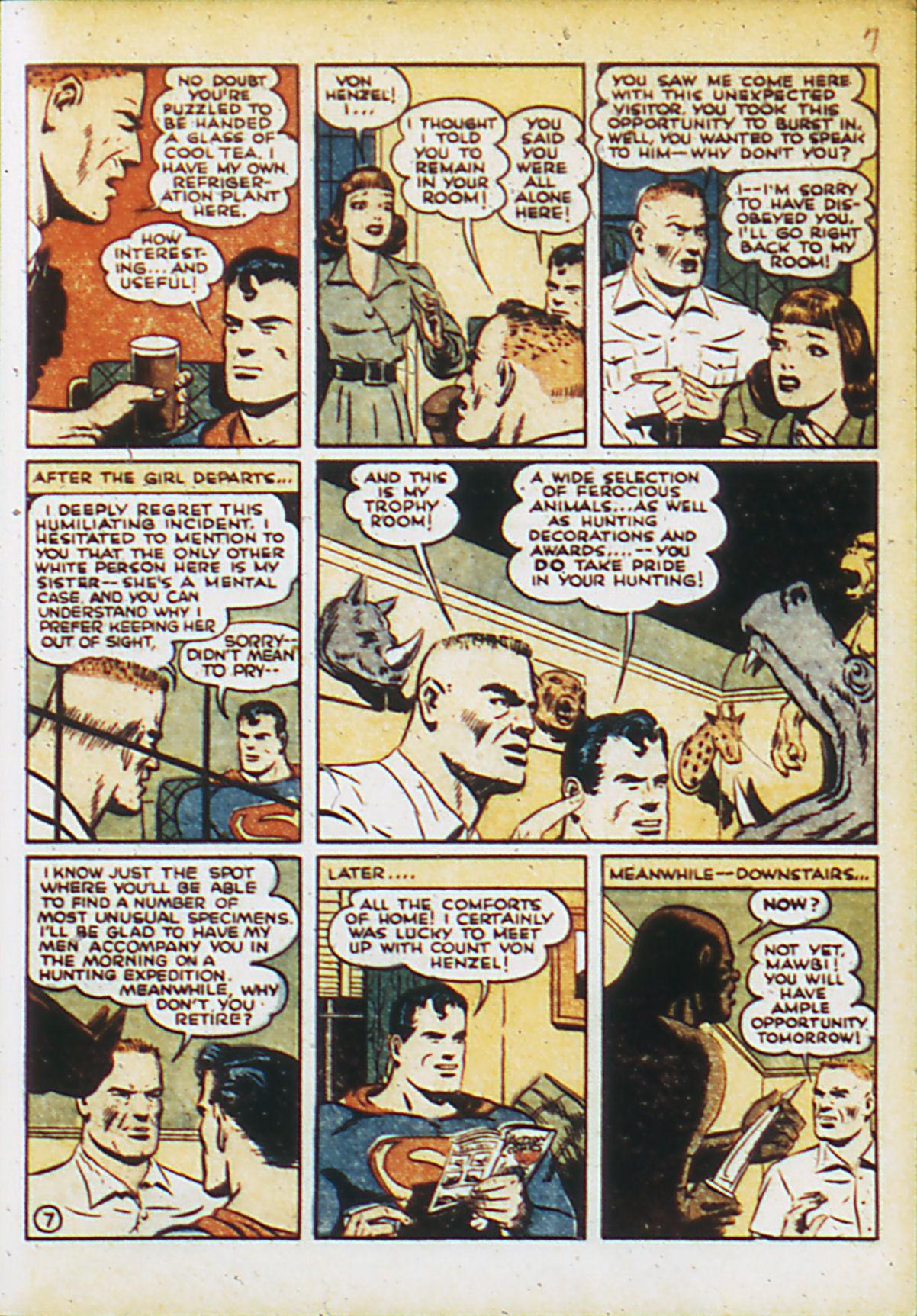 Action Comics (1938) 45 Page 9