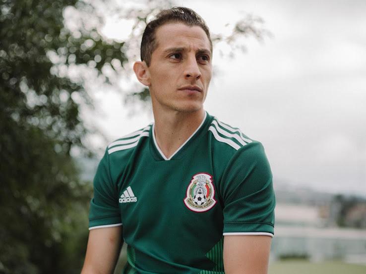 Seragam Piala Dunia 2018 Meksiko