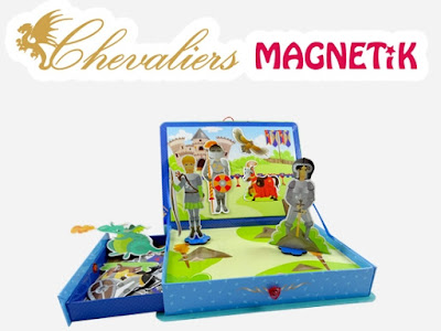 chevaliers magnetik