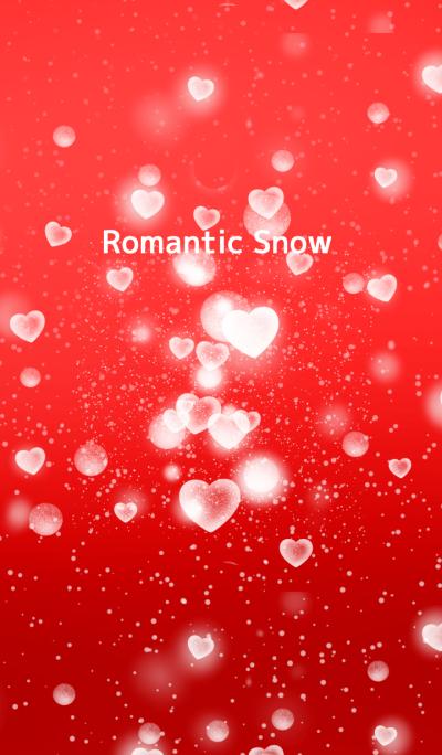 Romantic Snow