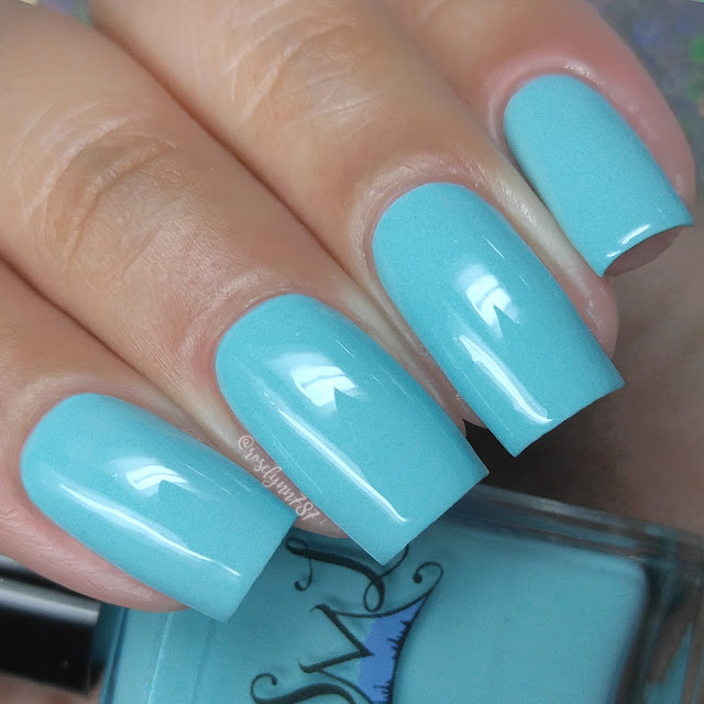 Smokey Mountain Lacquers - Elba Beach
