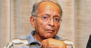 وفاة  الدكتور رفعت السعيد الرئيس السابق لحزب التجمع