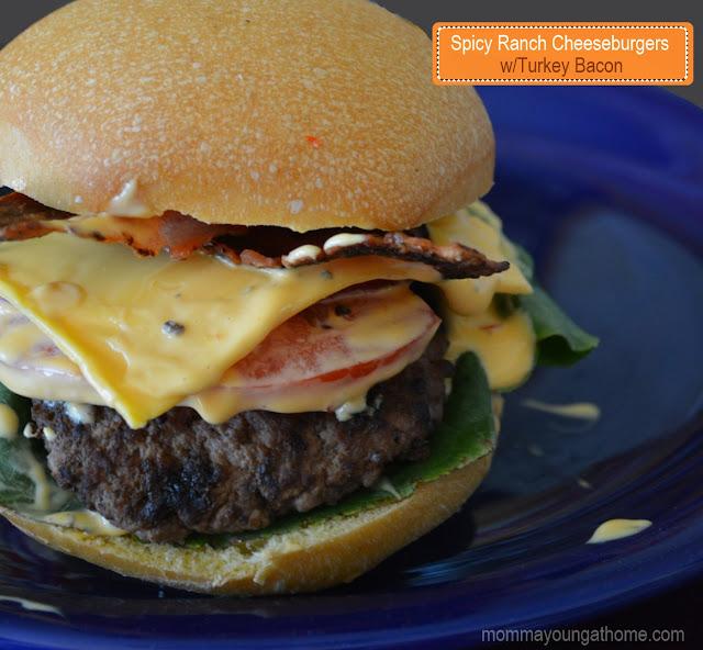 Easy Cheeseburger Recipes