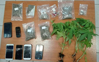 Εξαρθρώθηκε πολυμελής εγκληματική ομάδα που δραστηριοποιούνταν στη διακίνηση ναρκωτικών στην Κατερίνη