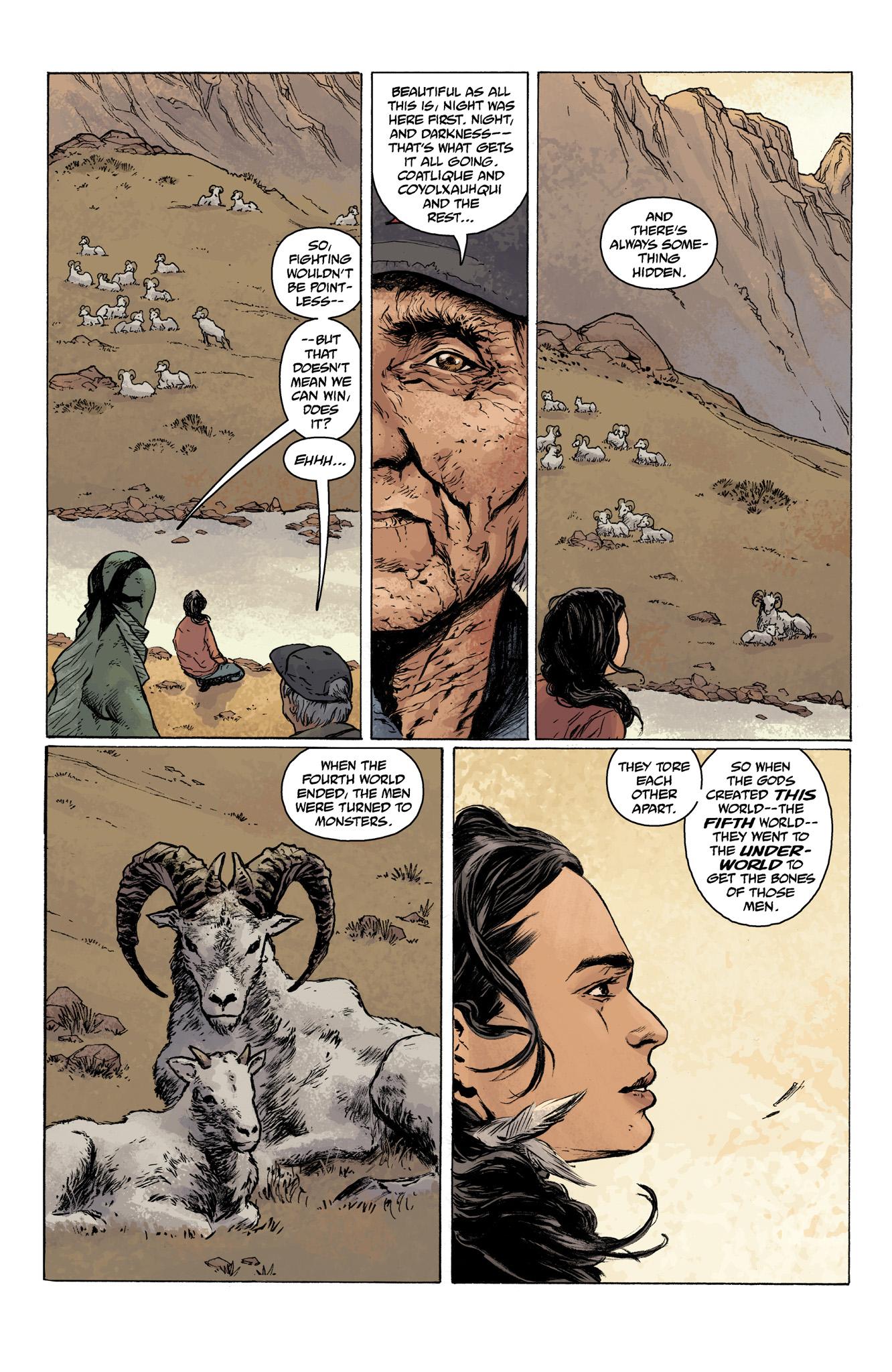 Read online Abe Sapien comic -  Issue #7 - 11