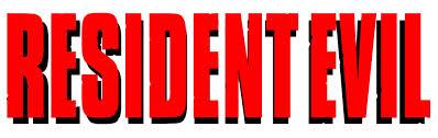 Logo: RESIDENT EVIL