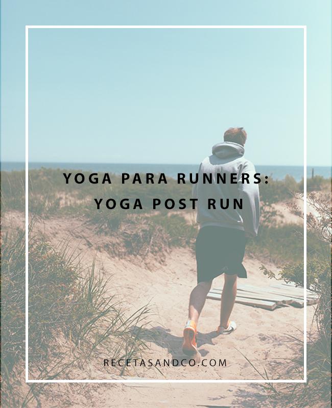 Yoga Después Salir Correr