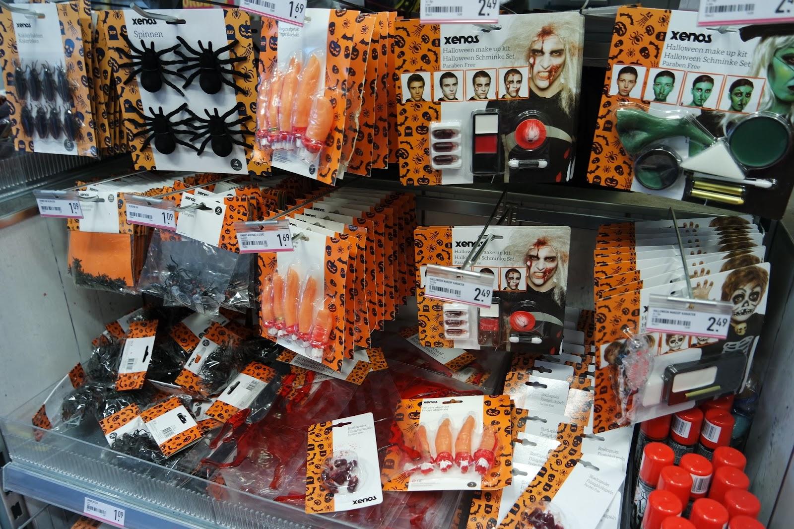 Xenos Halloween.Lifestyle Halloween In Nederland Miss Falicia