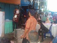 """Tak Percaya Ahok Dapat Suara di TPS Kampung Akuarium, Warga: """"Huu…, hoax kali tuh!"""""""
