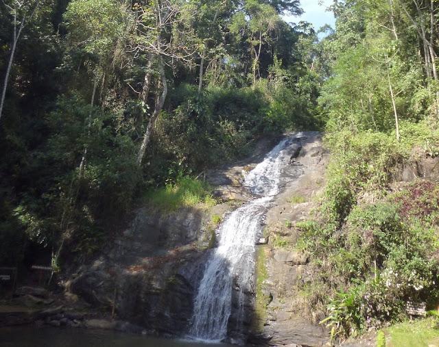 Cachoeira Floresta Nacional de Passa Quatro