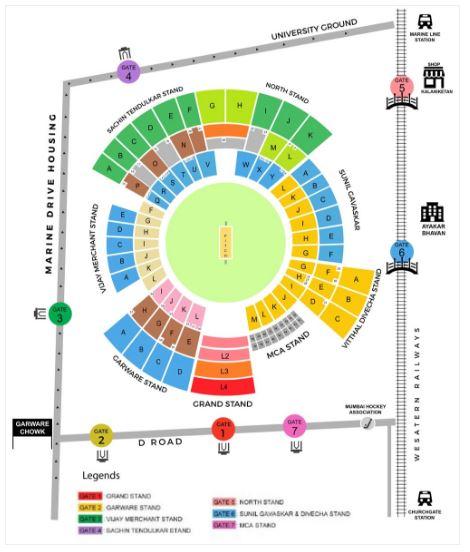 ipl 2017 venues ipl 10 stadiums, maps, address for vivo