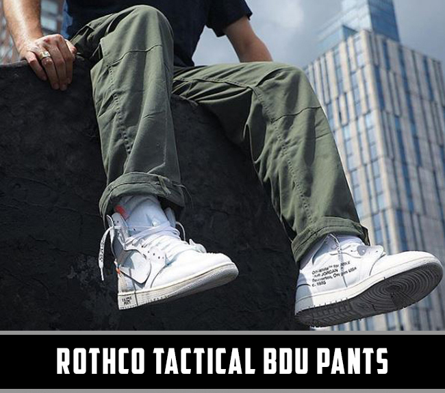 The Original Tactical Pant