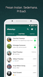 Download WhatsApp Apk Terbaru Versi 2.12.298
