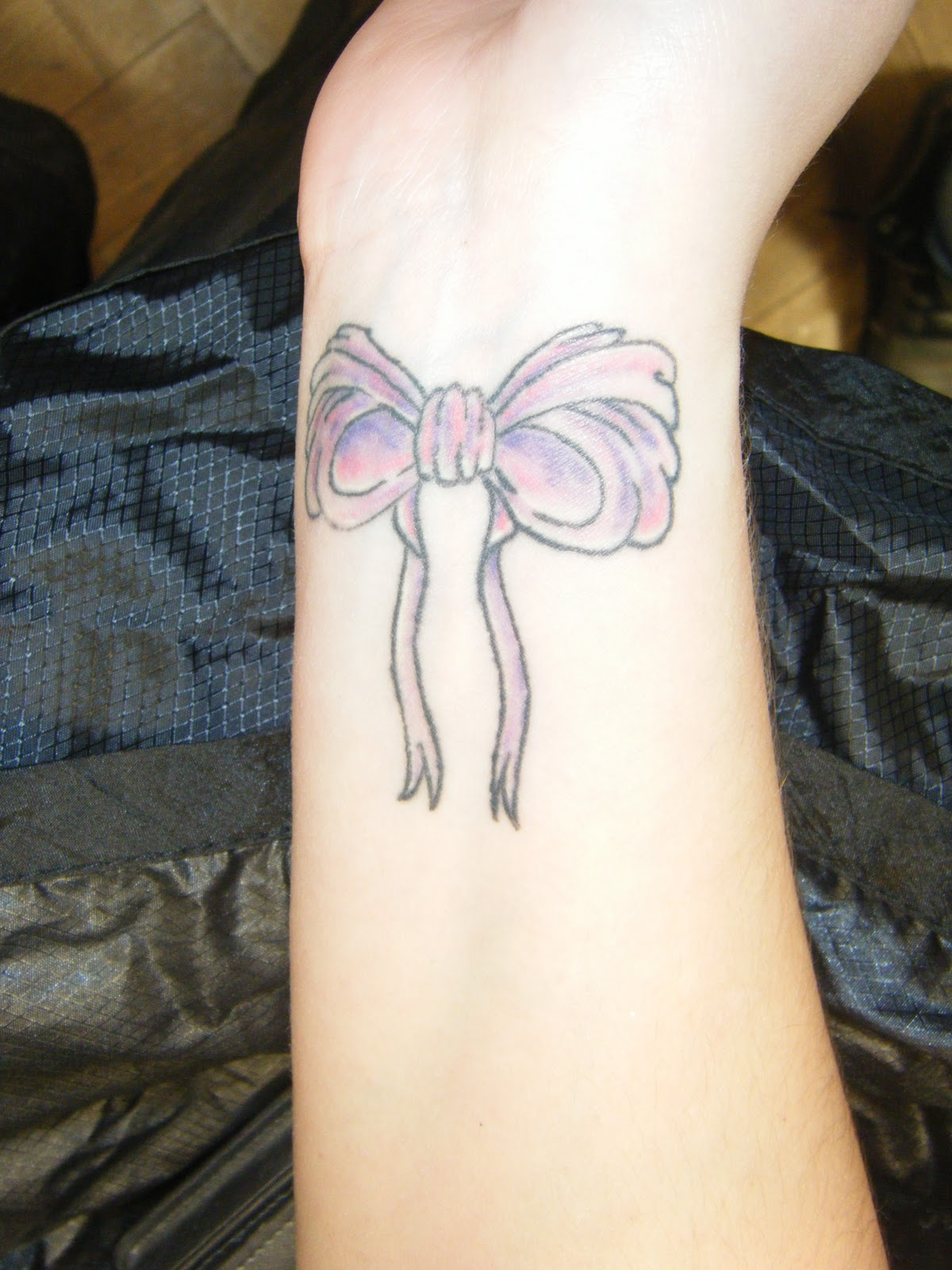 Afrenchieforyourthoughts Bow Tattoos Pictures Part 01