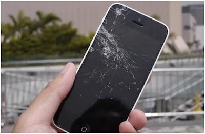 Mẹo thay mặt kính iphone 5c