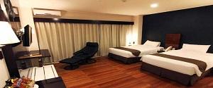 Hotel Grand Sae solo mempunyai kamar mewah dan nyaman