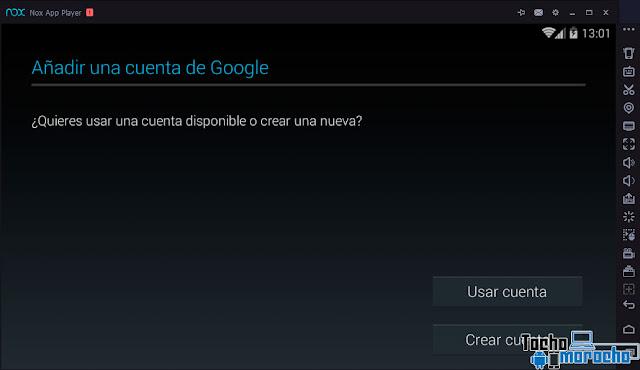 Como descargar y configurar el emulador Android