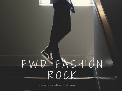 FWD Fashion Rock, Kolaborasi Menarik FWD Life Dan Hard Rock FM