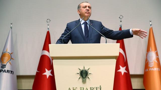 Ερντογάν μαινόμενος! Καλεί ΗΠΑ να ανακαλέσουν την απόφαση για εξοπλισμό των Κούρδων