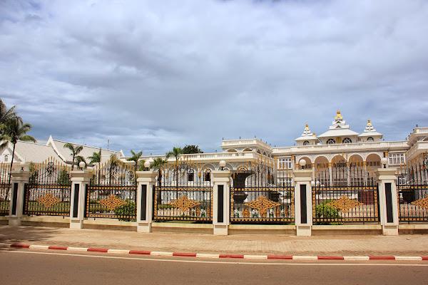 Palais présidentiel à Vientiane - Laos