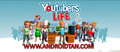 Youtubers Life Gaming Mod Apk + Data v1.0.4 Unlimited Money Terbaru 2017