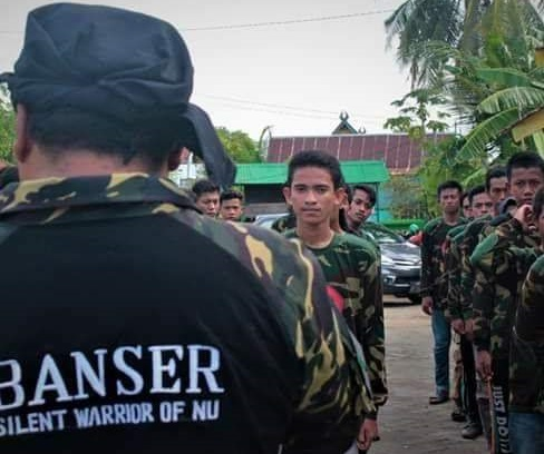 Abbas Rouf, Sosok Banser yang Rutin Berkeliling Sulawesi