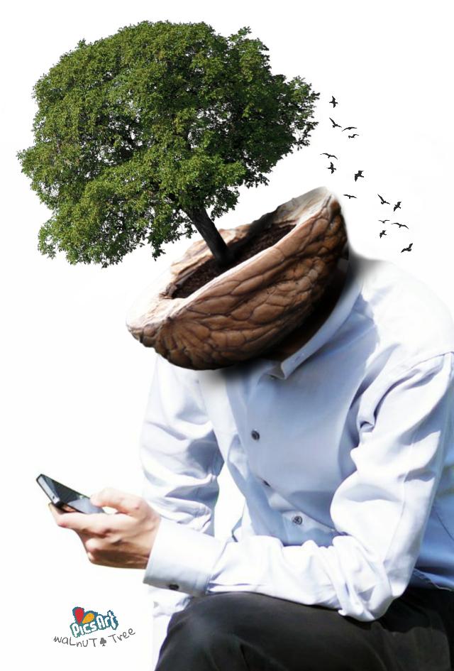 Ilustrasi kecanduan smartphone