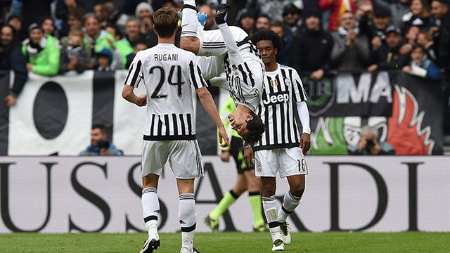 [Video] Cuplikan Gol Juventus 2-0 Carpi (Liga Italia)