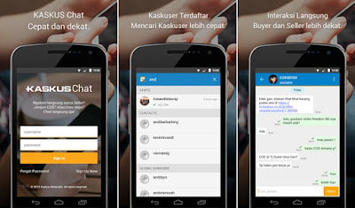 Kaskus Chat Beta Android