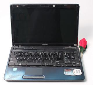 Jual Laptop Seken Toshiba L755D