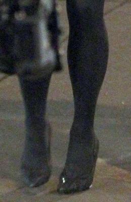 Pantyhose tina fey