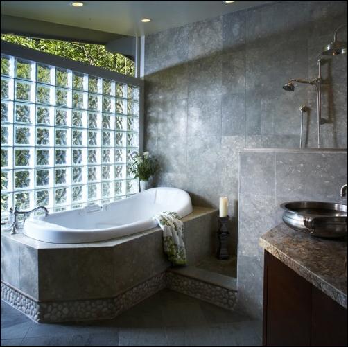 Key Interiors By Shinay Transitional Bathroom Design Ideas: Key Interiors By Shinay: Asian Bathroom Design Ideas