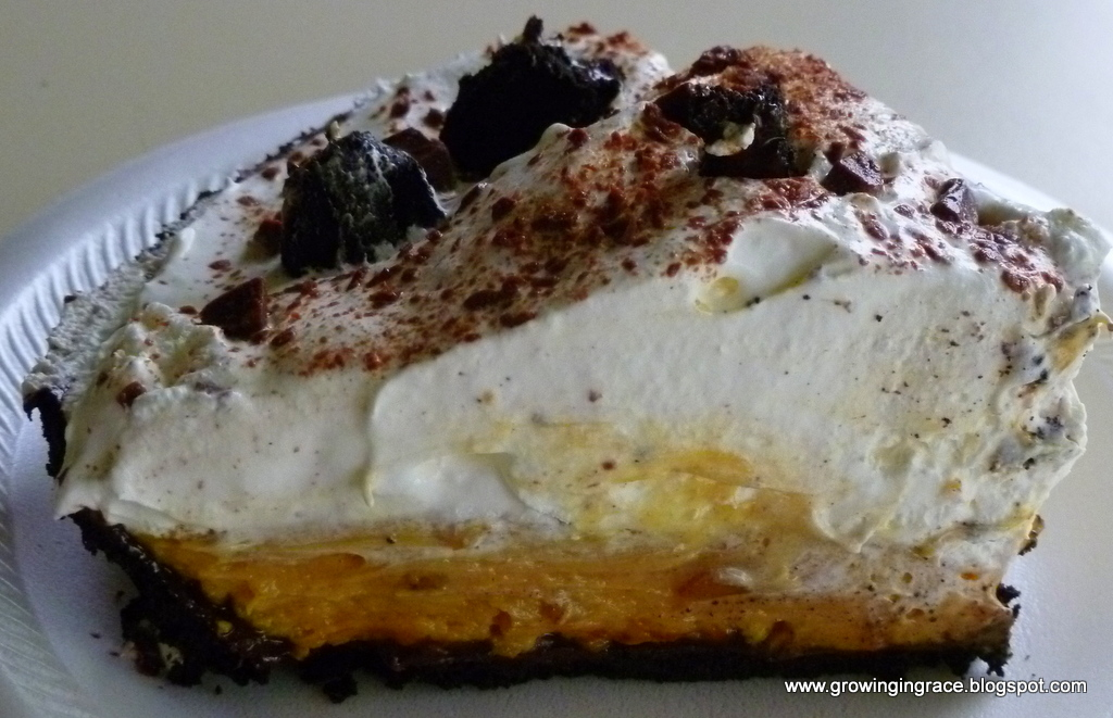 nutella oreo peanut butter pie recipe