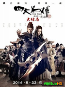 Tứ Đại Danh Bổ 3: Trận Huyết Chiến Cuối Cùng