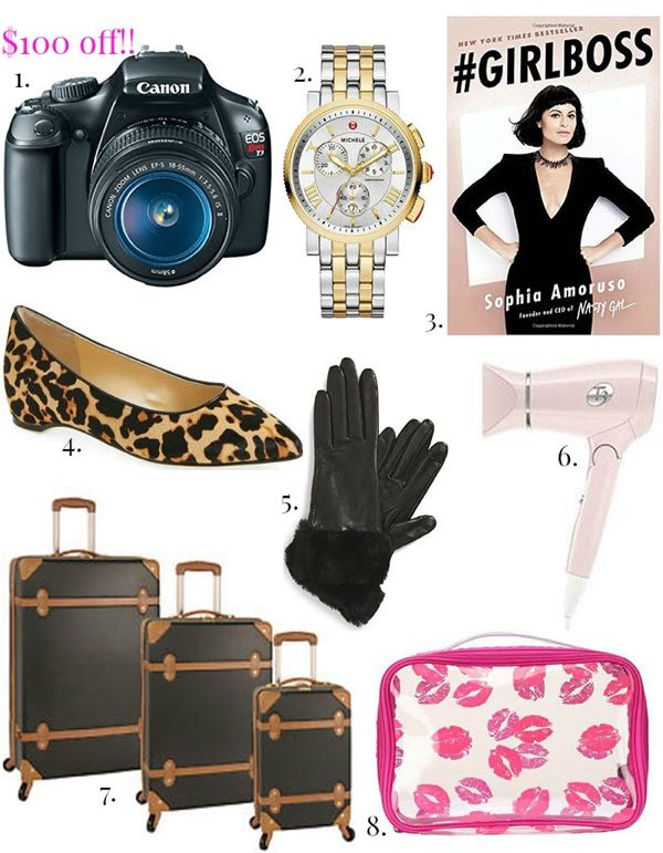 Holiday Gift Guide: #Girlboss, Christmas gift ideas