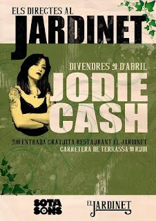 Jodie Cash Fingers