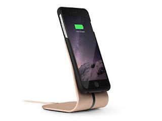XVIDA Magnetic iPhone 7 Plus Charging Kit (Rose Gold)