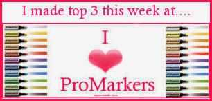 7 x I Love ProMarkers Top Three