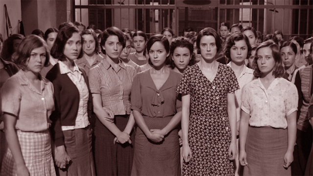 Fallece Carmen Lafuente, compañera de celda de las Trece rosas.
