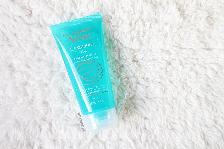 Gel de Limpeza Facial Cleanance Gel - Avène