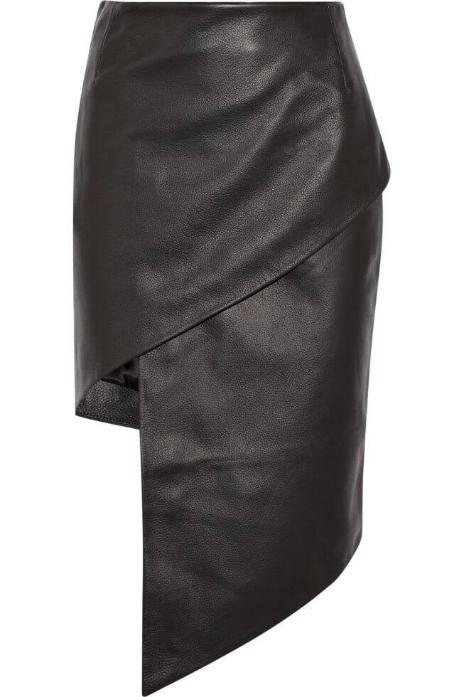 Vetements Asymmetric Skirt On Sale