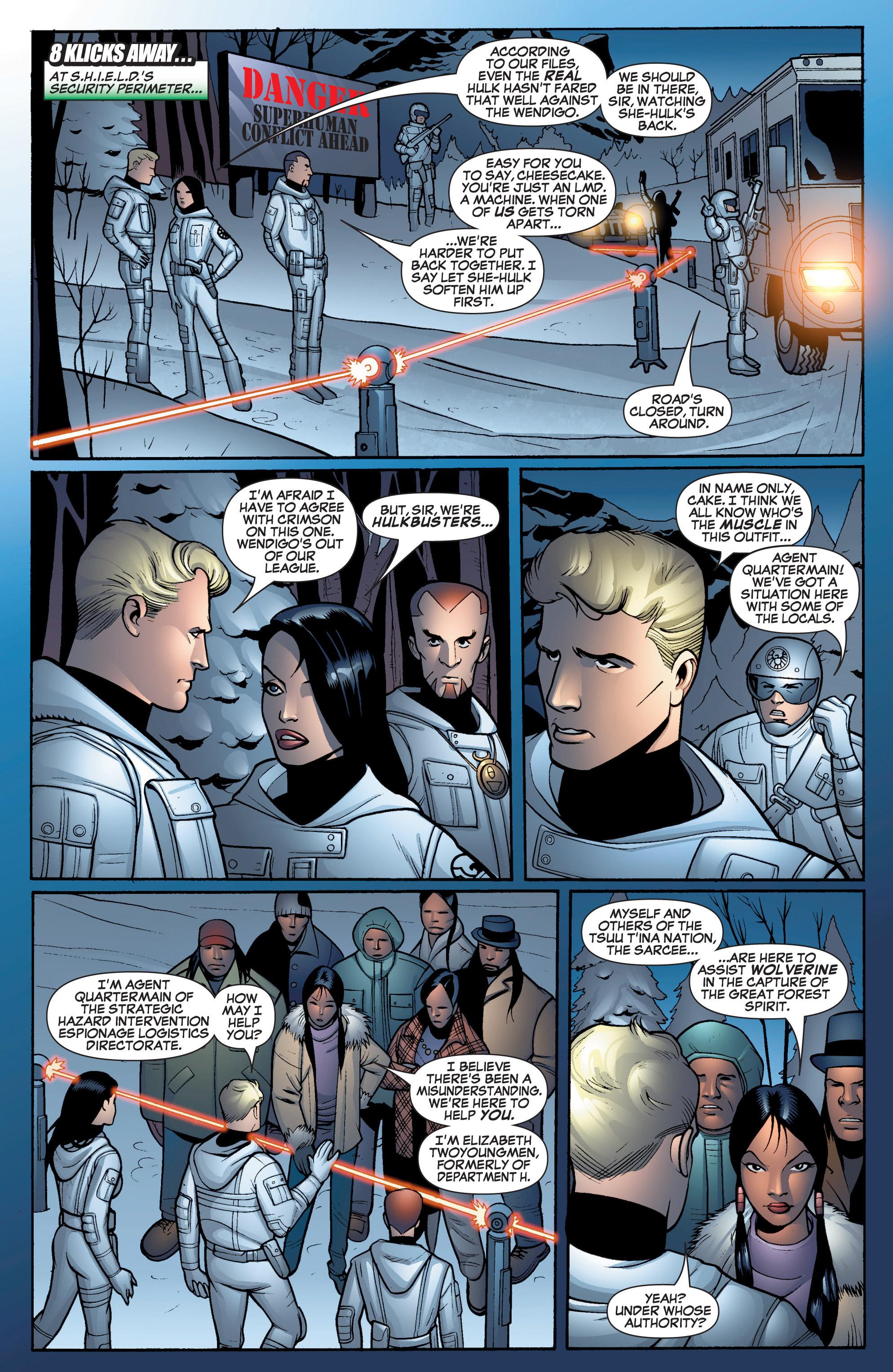 Read online She-Hulk (2005) comic -  Issue #16 - 7