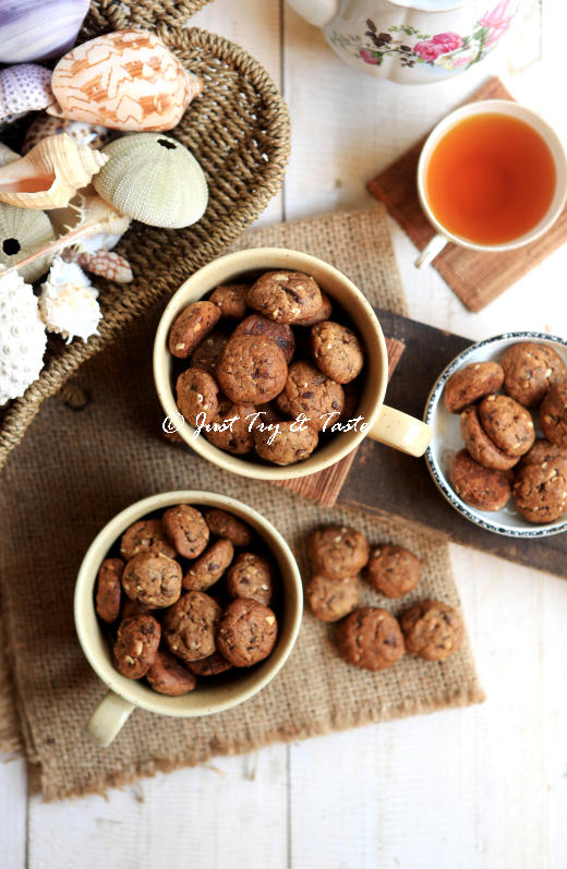 Resep Cookies A La Famous Amos Copycat Just Try Taste